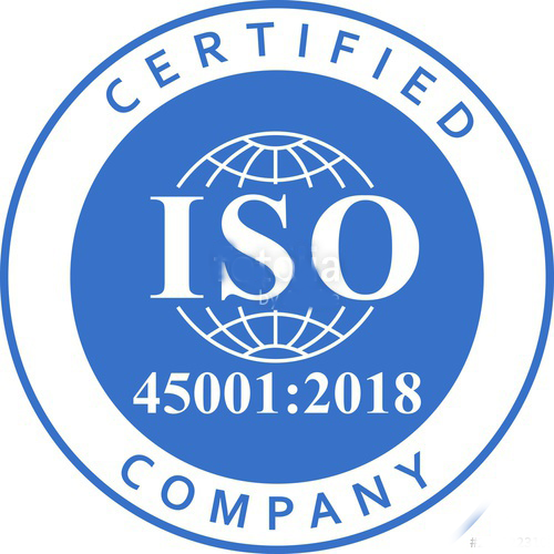 iso 45001 certified companies list