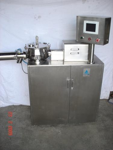 Lab High Shear Mixer Granulator, Capacity: 50-600 Kg   ID: 5255368388