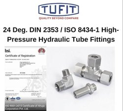 Tufit Swivel Straight Coupling