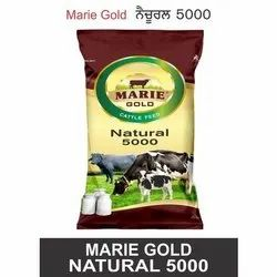 Natural 5000 Marie Gold Cattle Feed