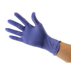 Nitrile Purple Pamper Powder Free Examination Gloves