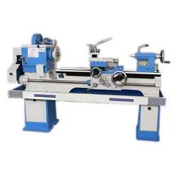 Roller Grooving Lathe Machine