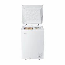 Haier Hard Top Deep Freezer 148 Ltrs (HCF-148HGA)