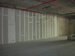 Aerocon Solid Wall Partition
