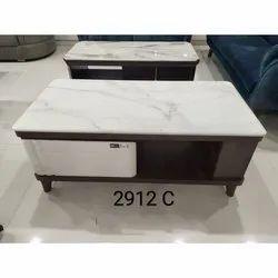 Marble Rectangular Center Table