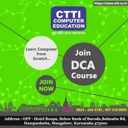 Diploma in Computer Application Training Institute in Mangalore