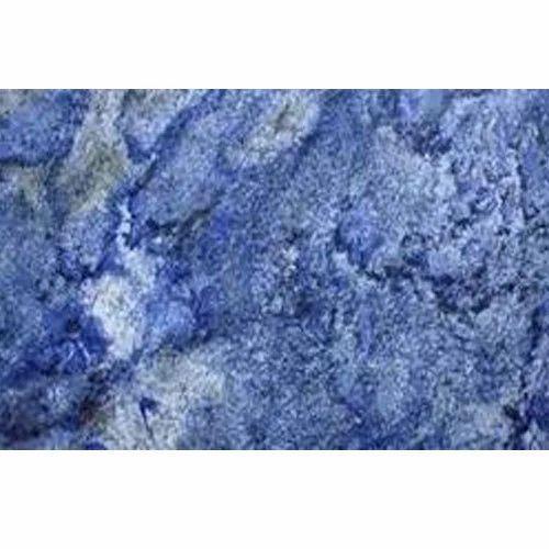 Blue Bahia Granite Slab Usage