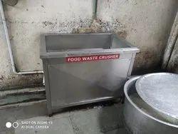 Food waste crusher
