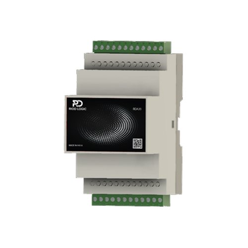 Riod Logic RDA20 Programmable Controller, Power: 24 V DC, Rs 6000 /unit |  ID: 20753292273