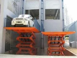 SCISSOR LIFT TABLE FOR CAR LIFTING