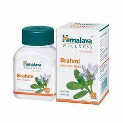 Himalaya Brahmi Mind Wellness, 60 Capsule, Prescription