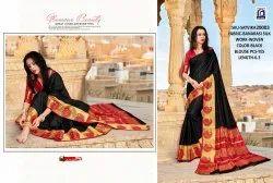 Rachna Banarasi Silk Satvika Catalog Saree Set For Woman 3