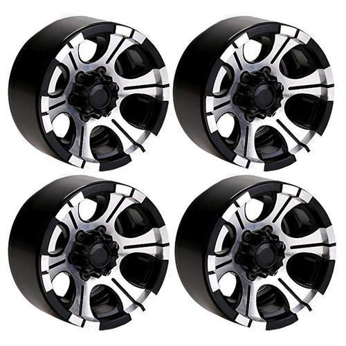 Chassis, Drivetrain & Wheels Wheels, Tires, Rims & Hubs 1/10 Rims And Tires Racing Rubber Grip
