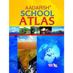 Atlas Kids Educational Book