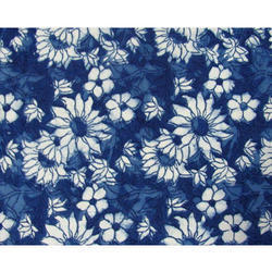 Printed Dyed Fabric