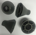 PVC Cone for Tie Rod
