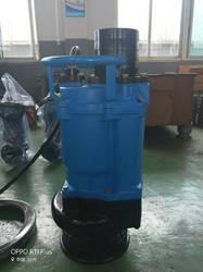 Submersible Slurry Pump with Agitator