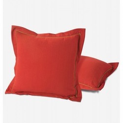 Maroon Cushion Cover