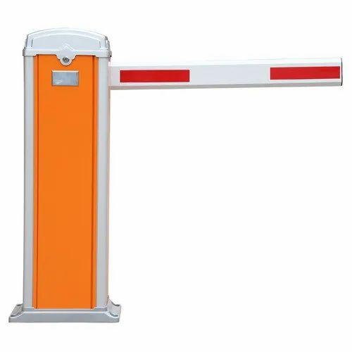 6 Meter Boom Barrier