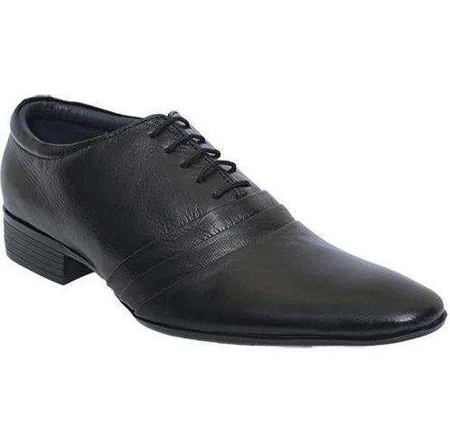 Egoss Black bfo8107 oxford black shoes