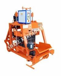 Movable Egg Laying Brick Making Machine