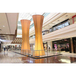 Shopping Malls, Size/Area: >2000 Square Feet