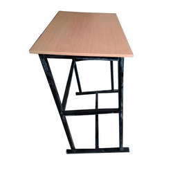 MS and Wooden Study Table
