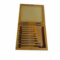 Screwdriver Tool Set Wooden Box