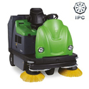 Ipc 1404 E Ride On Sweeper, Weight: 465 Kg