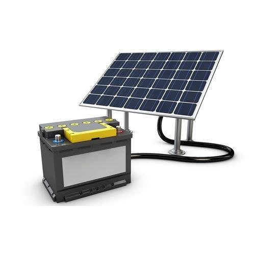 Solar Panel Battery, Voltage: 220 V, Rs 10900 /unit Green Earth Technologies | ID: 19429111197
