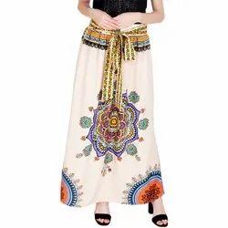 e32fb28ae4f25 Crop Top High Waisted Long Skirt - Tabeer Design