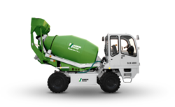 Self Loading Transit Mixer Rental Services
