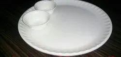 Diamond plastic plate
