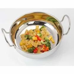 Stainless Steel Heavy Duty Kadhai
