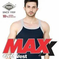Mens Prince Maxx Gym Vest