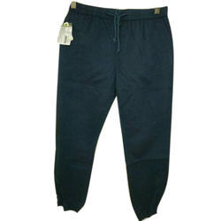 f987d2ce0d4 Black Hosiery Track Pant