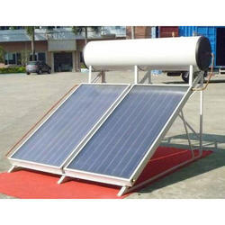 Stainless Steel Tank Flat Plate Collector Solar Water Heater Capacity 250 Lpd