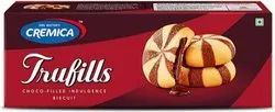 Cremica - Trufills (Choco - Filled Indulgence Cookies ), Packaging Type: 64 Per Box