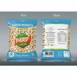 Parv Salty 200g Salted Peanuts, Packaging Size: 200 Grams, Packaging Type: Packet