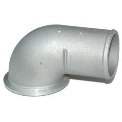 Nascent Silver Stainless Steel Socket Weld Street Elbow Fittings 321, Size: 3, for Chemical Fertilizer Pipe