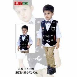 Party Wear Boys Fancy Suit