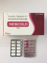 Paracetamol Phenylephrine Diphenhydramine Caffeine(nebcold)