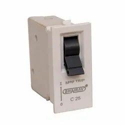 BHAIRAV Mini MCB Switch