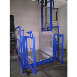 Electro-Hydraulic Goods Lift