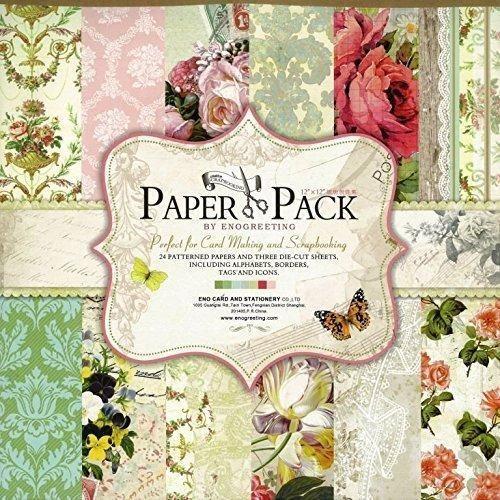 Scrap Booking Paper Pack
