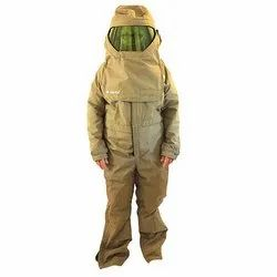 Arc Flash Coverall Suit