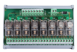 Relay Modules PLC Cards