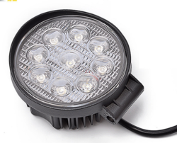 LED Work Lamp, Usage/Application: Commercial/Outdoor Lights