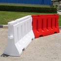 Plastic Road Barrier