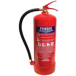 Powder DCP Fire Extinguisher